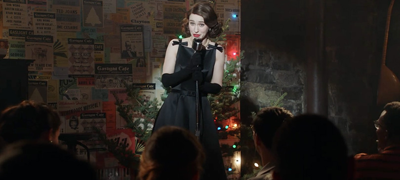 The Marvelous Mrs. Maisel recensione