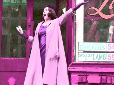 The Marvelous Mrs. Maisel-recensione