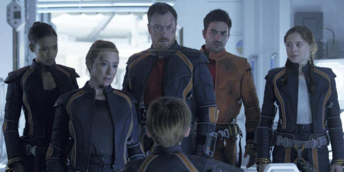 Lost in space-serie-tv-Netflix