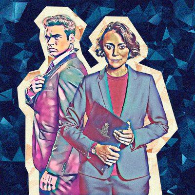 Bodyguard-serie tv-Richard Madden
