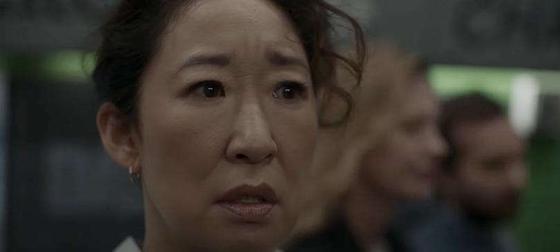 Killing Eve 2 Sandra Oh serie tv aprile 2019