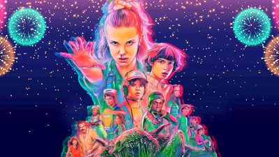 Stranger Things 3 recensione