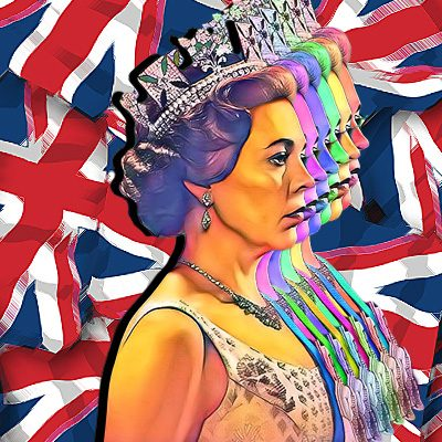 5 serie tv come The Crown