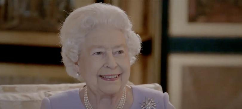 Elizabeth at 90: A Family Tribute - documentario