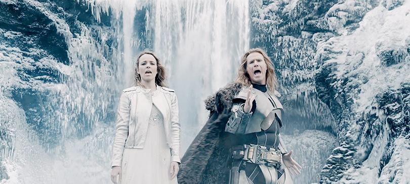 Eurovision Song Contest: La storia dei Fire Saga