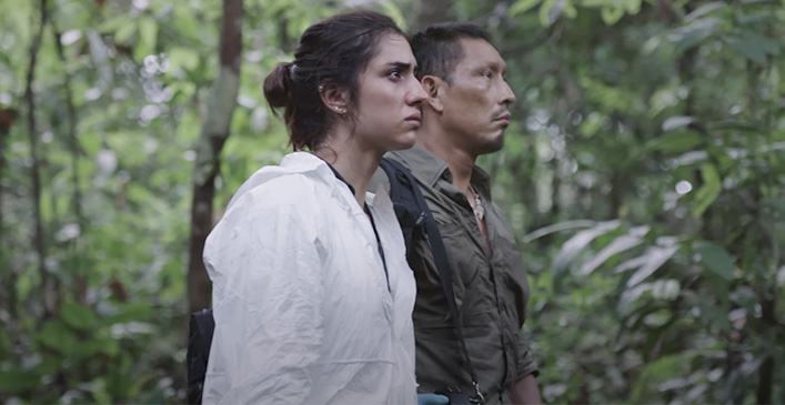 Frontera Verde serie tv Netflix