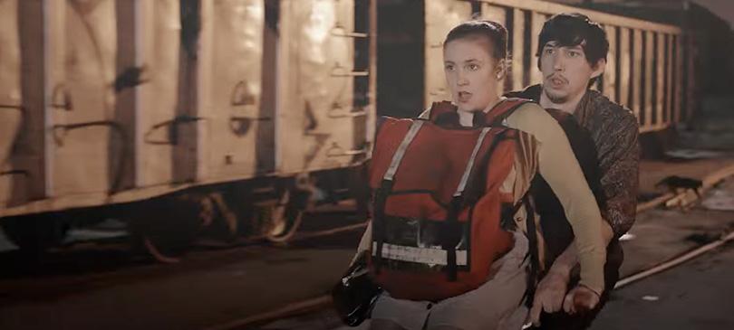 Serie tv 8 marzo-Girls-Lena-Dunham Adam Driver