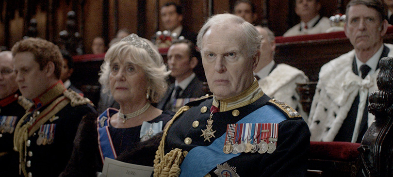 King Charle III serie tv come The Crown