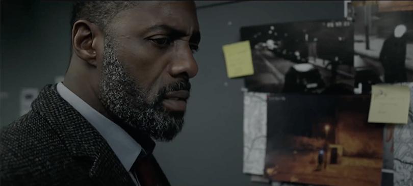 Luther serie tv Idris Elba