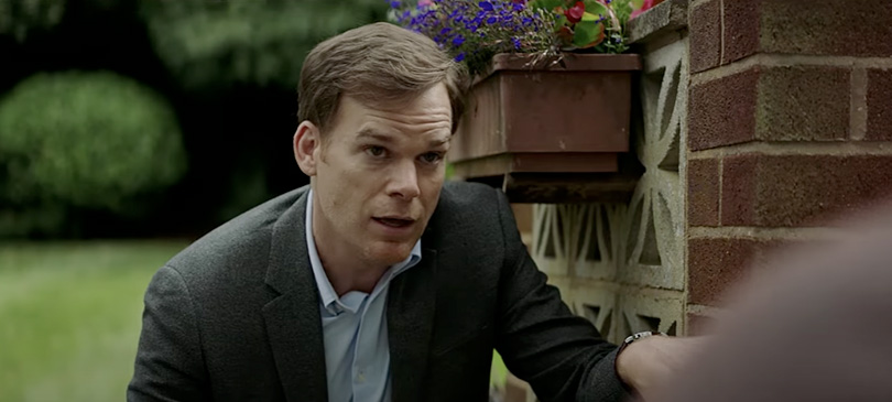 Safe serie tv corte Netflix Michael C. Hall