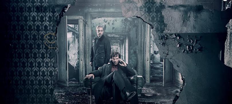 Sherlock serie tv Pasqua
