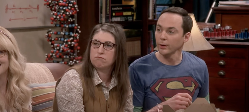 The Big Bang Theory Infinity TV