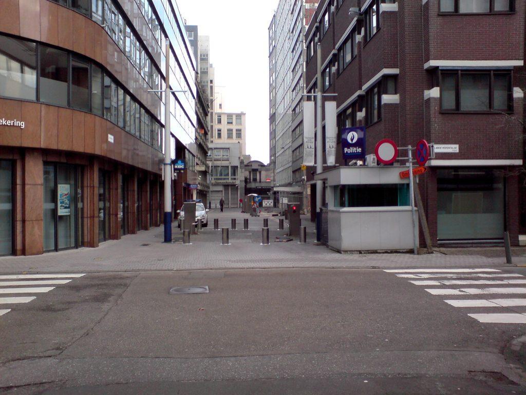 Everybody Loves Diamonds rapina di Anversa