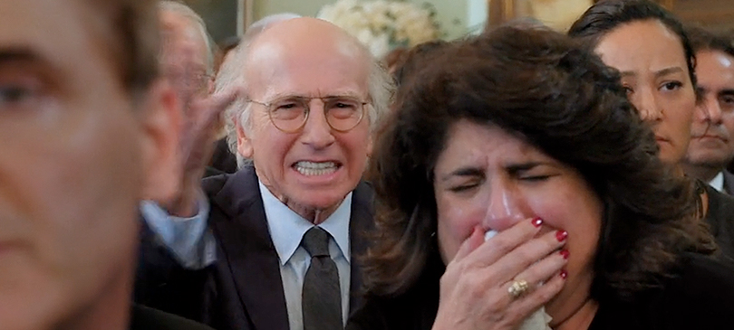 Curb Your Enthusiasm Larry David