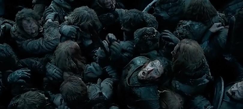 Episodi bottiglia Il Trono di Spade Battle of Bastards Jon Snow