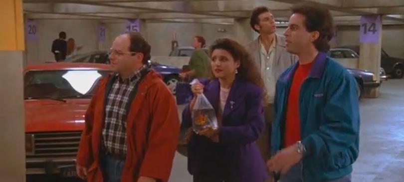 Seinfeld episodi bottiglia