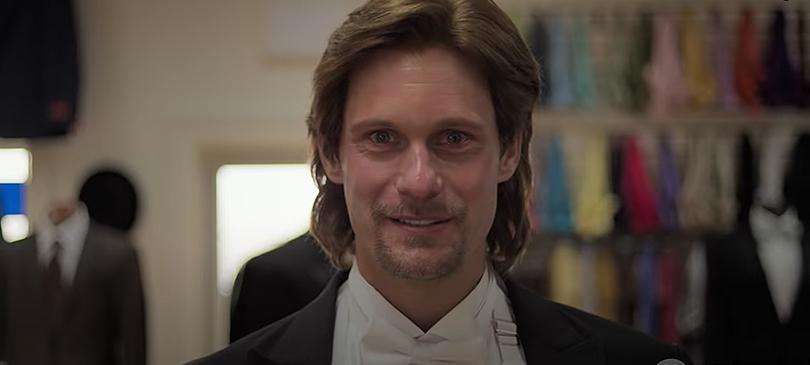 Alexander Skarsgård personaggi tv 2020
