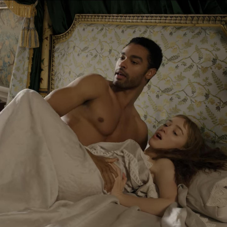 Bridgerton Netflix scene di sesso piratate
