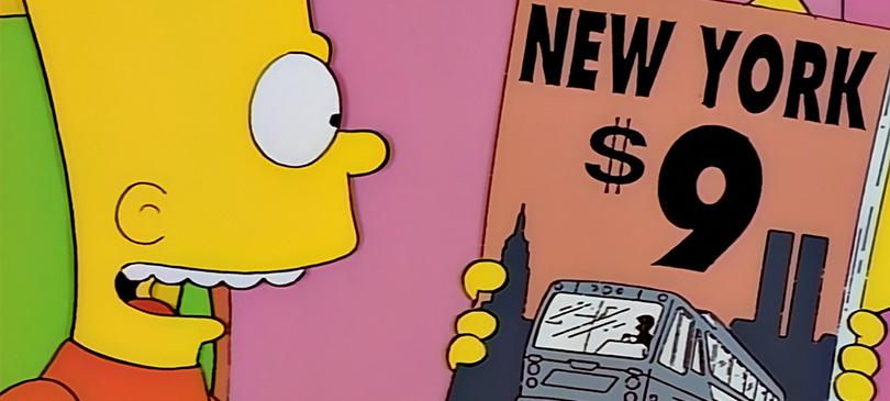 I Simpson profezie 11 settembre 2001 Torri Gemelle