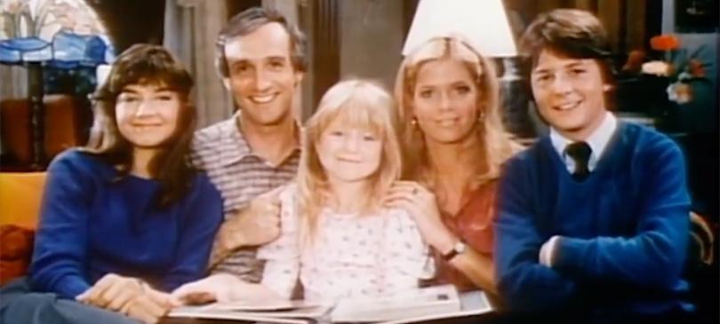 Casa Keaton Family Ties sitcom WandaVision