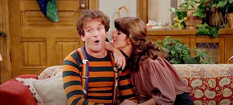 Mork & Mindy sitcom WandaVision