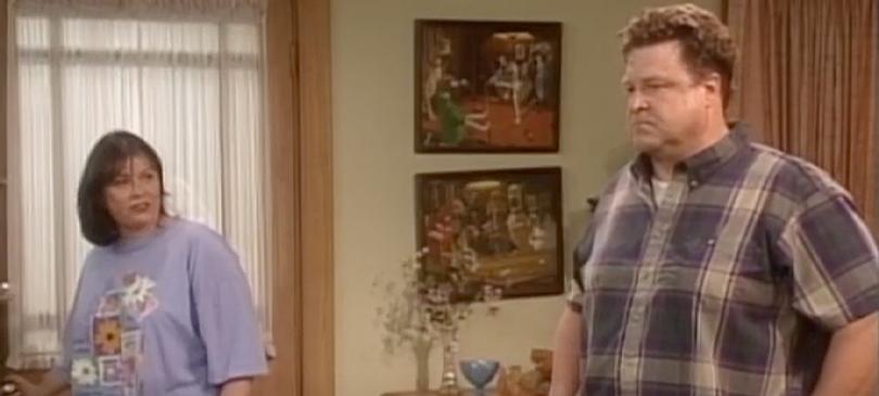 Roseanne sitcom WandaVision