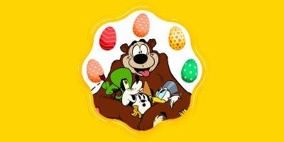 Pasqua serie tv maratone consigli
