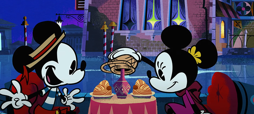 I corti di Topolino Disney Plus