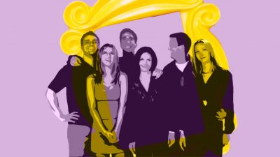 Friends reunion serie tv