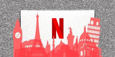 Netflix Europa serie tv cultura streaming