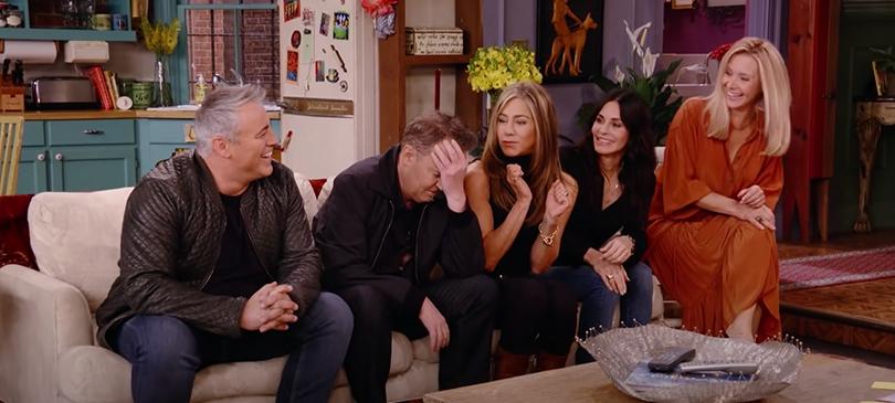Friends reunion serie tv maggio 2021 recensione