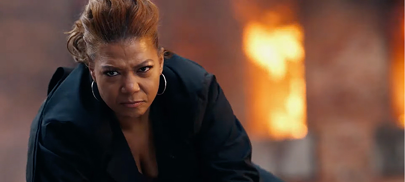 The Equalizer serie tv Queen Latifah